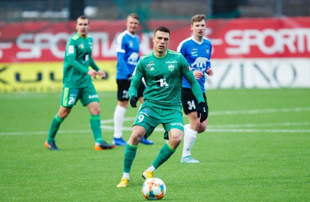 Levadia vs Tallinna Kalev