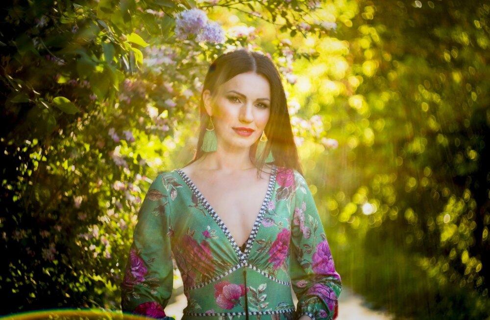 Silvia Ilves jagas meigivaba pilti: muidugi armastan ma luksust, aga südames jään alati lihtsaks tüdrukuks
