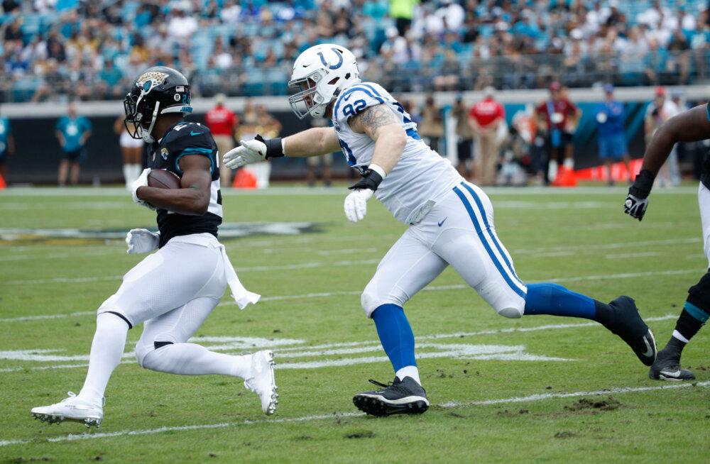 Hunt ja Colts said andestamatu kaotuse