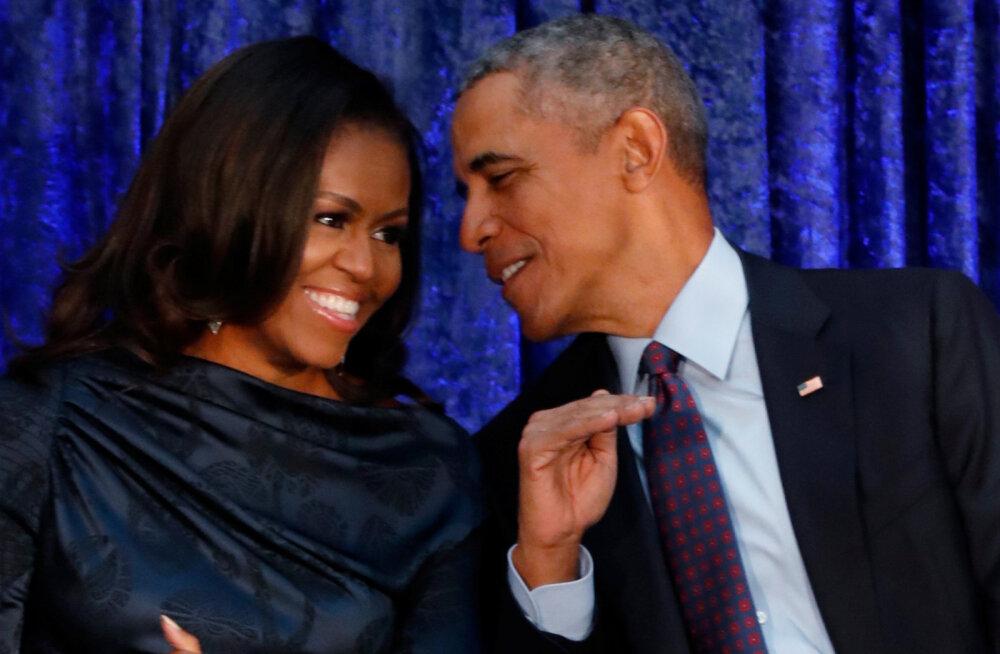 Michelle Obama avalikustab just selle võluväe, mis ta Barack Obamasse armuma pani: ka mind kasvatati nii