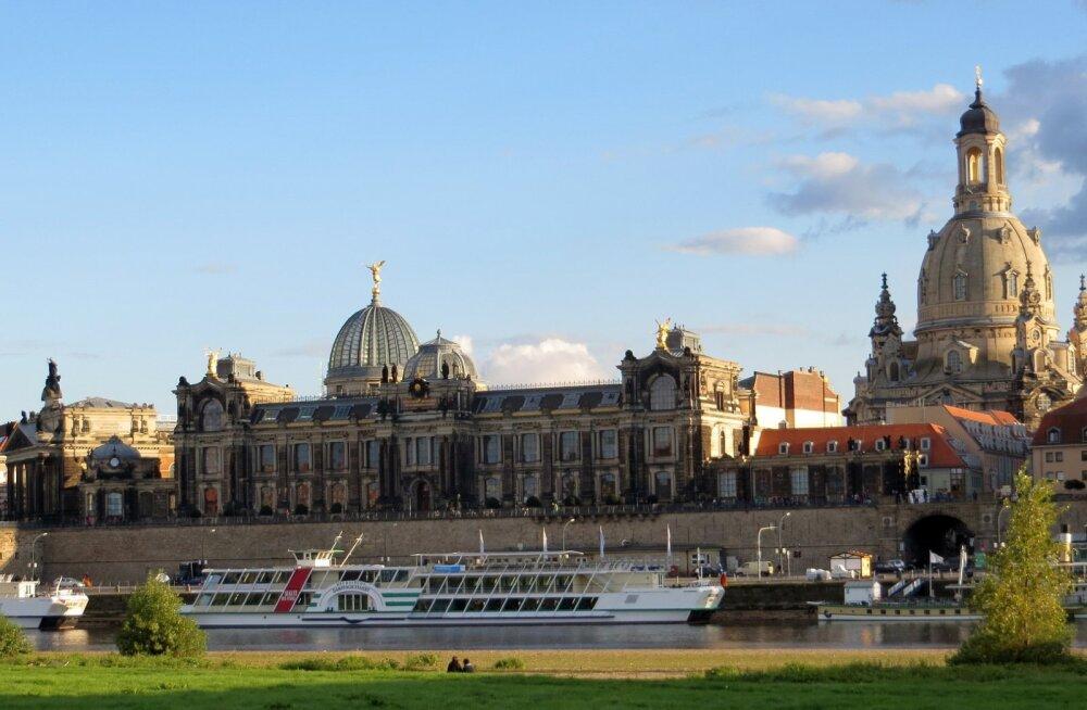 """Властями Дрездена объявлена """"нацистская чрезвычайная ситуация"""""""