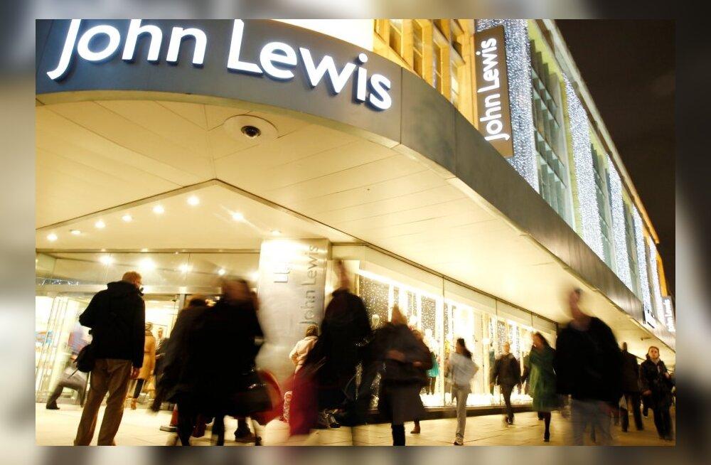 John Lewise kaubamaja Londonis.