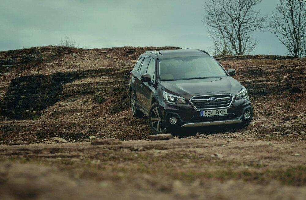POPID AUTOD 2019: Subaru. Müüduim mudel ja selle ülalpidamiskulud
