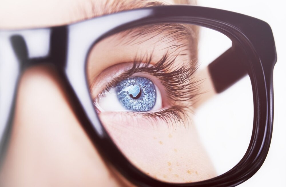 Uute prillidega harjumine võib võtta pisut aega.