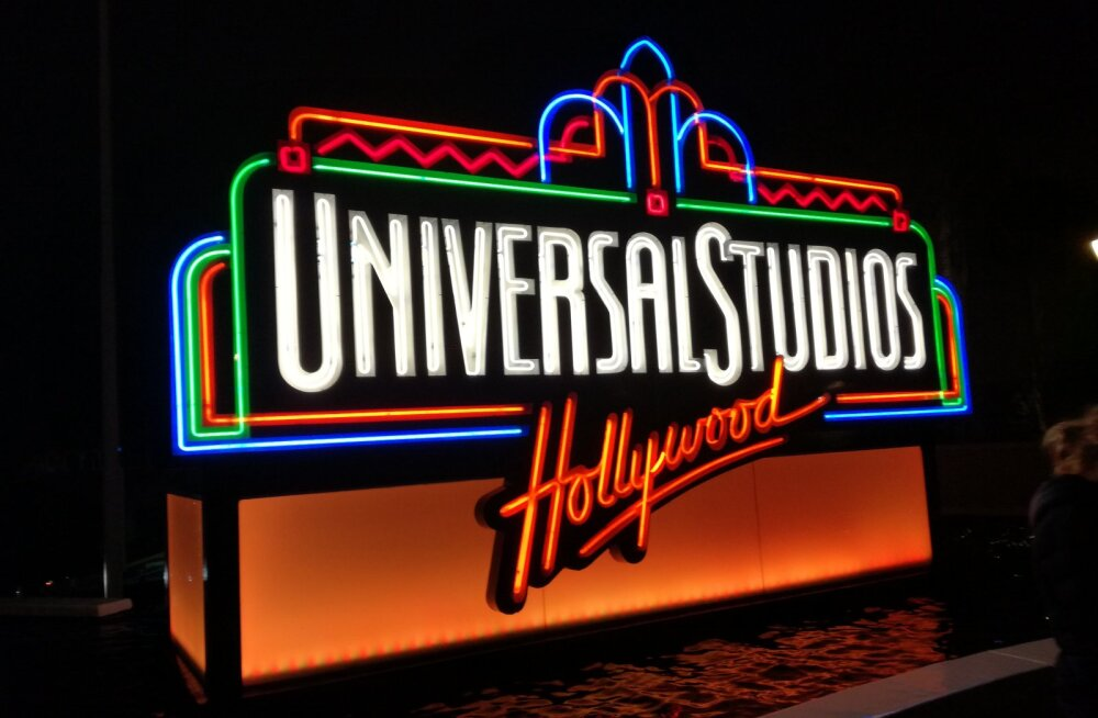 Universal Studios: elu nagu filmis!