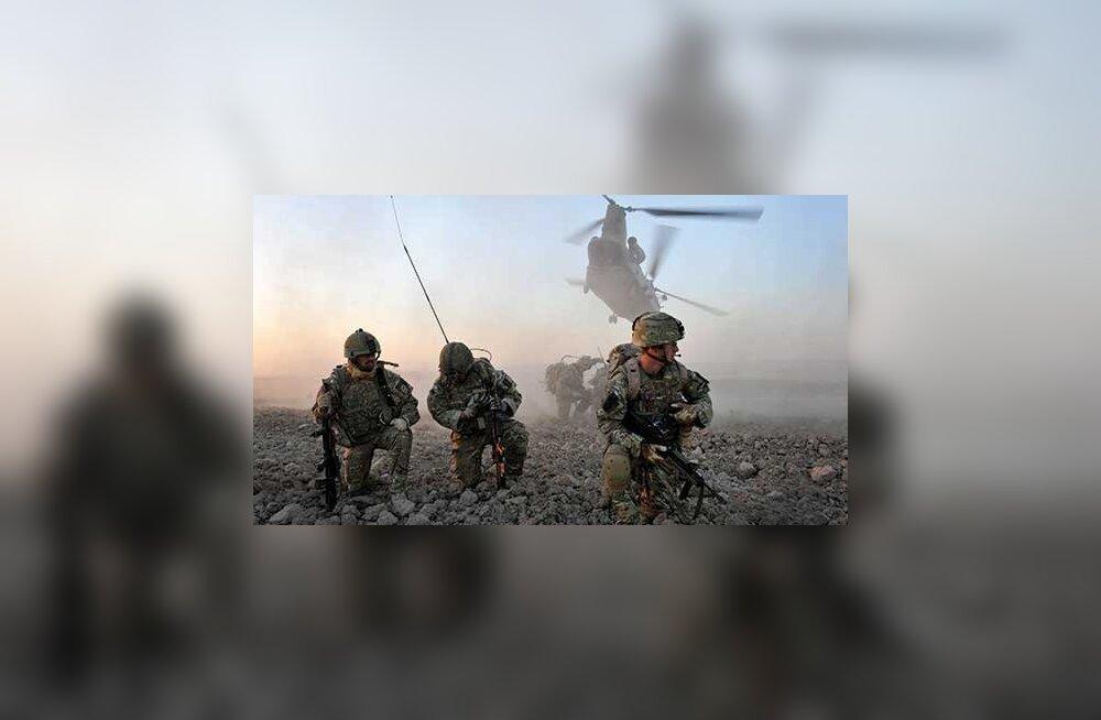 10 лет эстонские солдаты в Афганистане: 9 погибших и 90 раненых