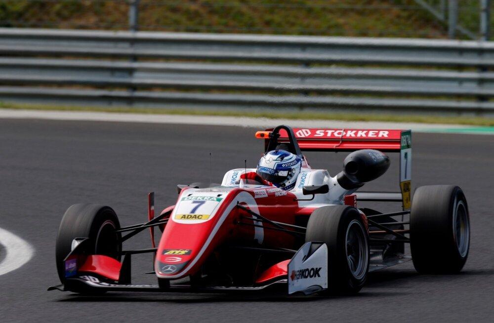 FIA Formula 3 European Championship, round 2, race 1, Hungaroring (HUN)