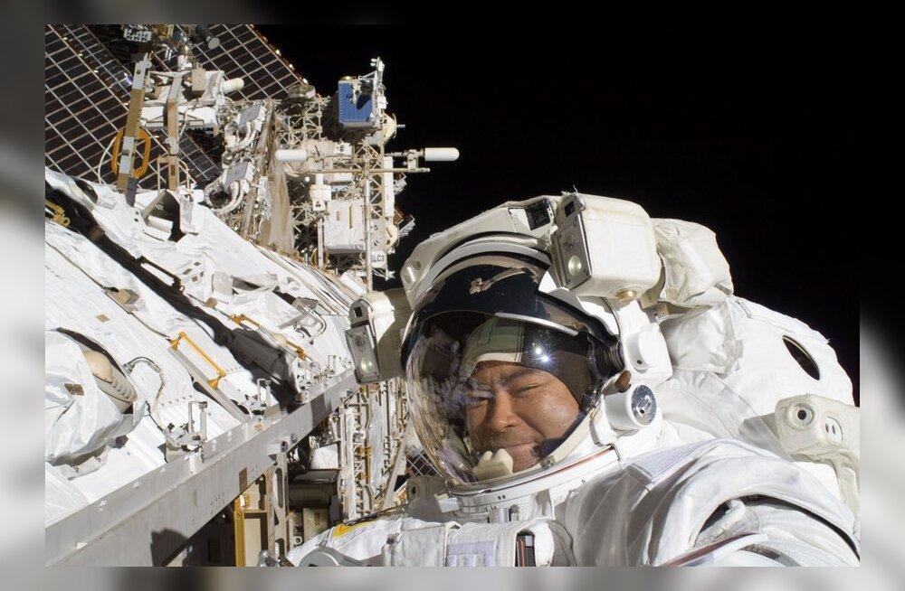 MacGyveri trikk orbiidil: rahvusvaheline kosmosejaam päästeti hambaharjaga