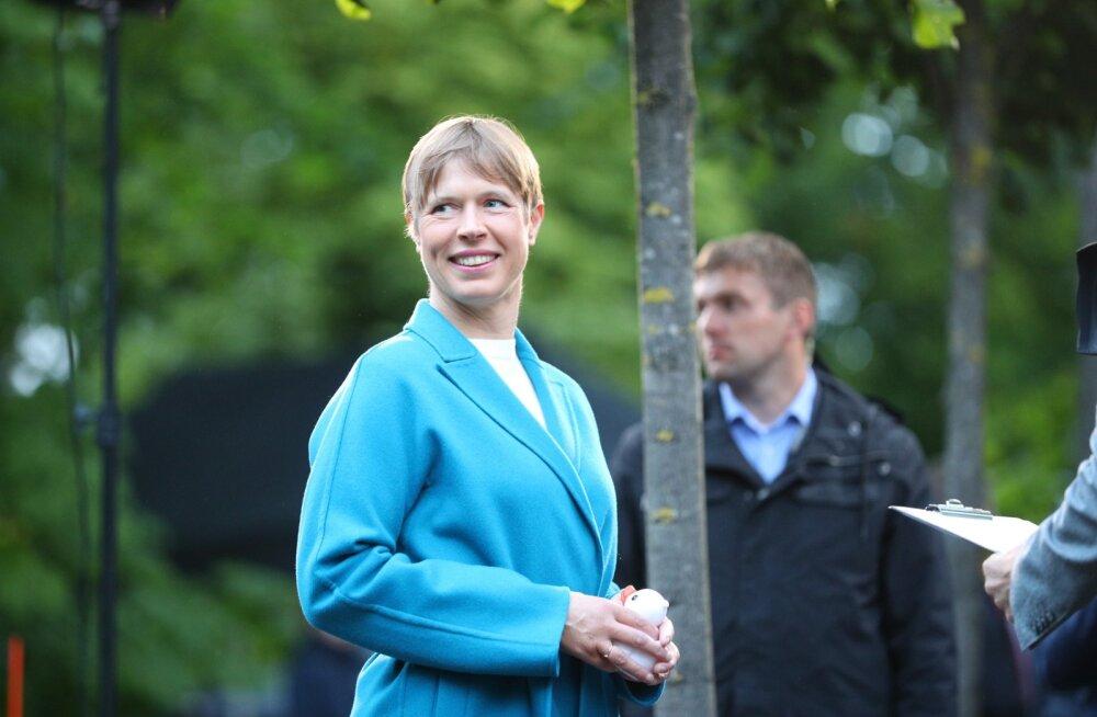 President Kersti Kaljulaid Eesti ravikindlustussüsteemist: sellest kõigest ei jätku ja siis ongi vaja toetada