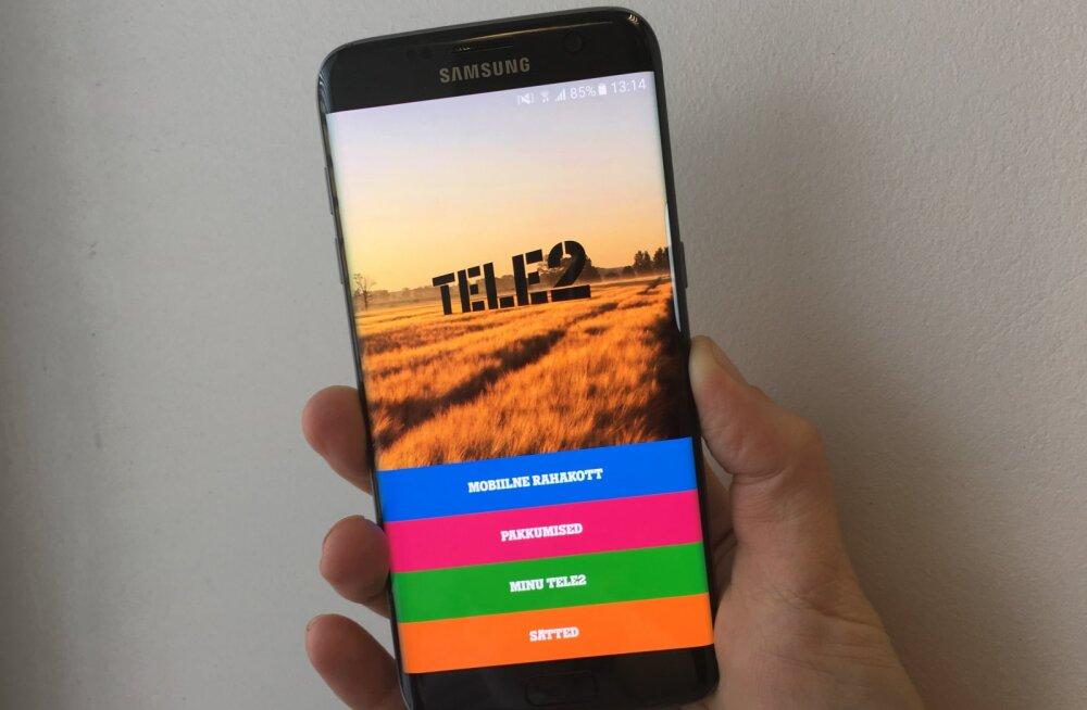 Tele2 mobiilimakse toimib alates tänasest paljudes toidukohtades ja mujalgi