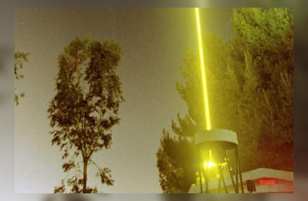 MIT teadlased: tulnukate tähelepanu saaks püüda laserite abil