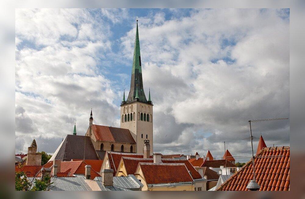 Kas Oleviste kirik ikka oli kunagi maailma kõrgeim ehitis?