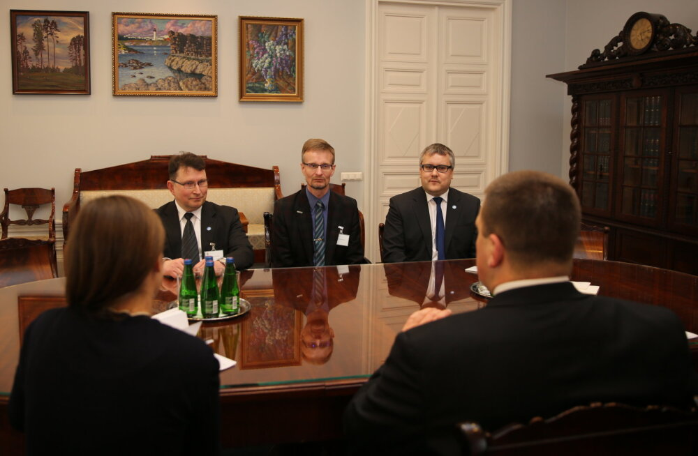 Põllumajanduskoda meenutas ministritele euroliidu otsetoetuste ühtlustamise tähtsust
