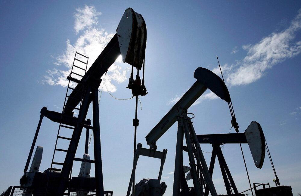 Nafta hind jõudis kolme kuu kõrgeimale tasemele