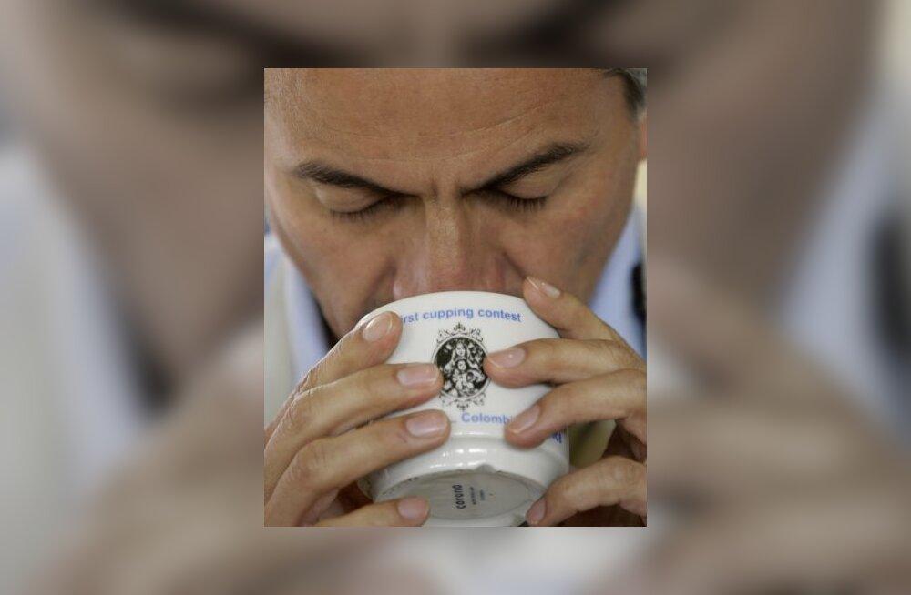 Riia ettekandja sai vene keele pärast kohvi kaela