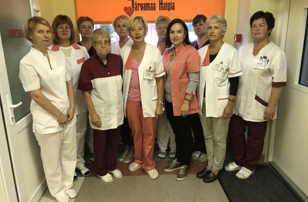 Tore uudis! Järvamaa Haigla sünnitusosakond liitus Eestimaa Sünnitusmajade Toetusfondiga