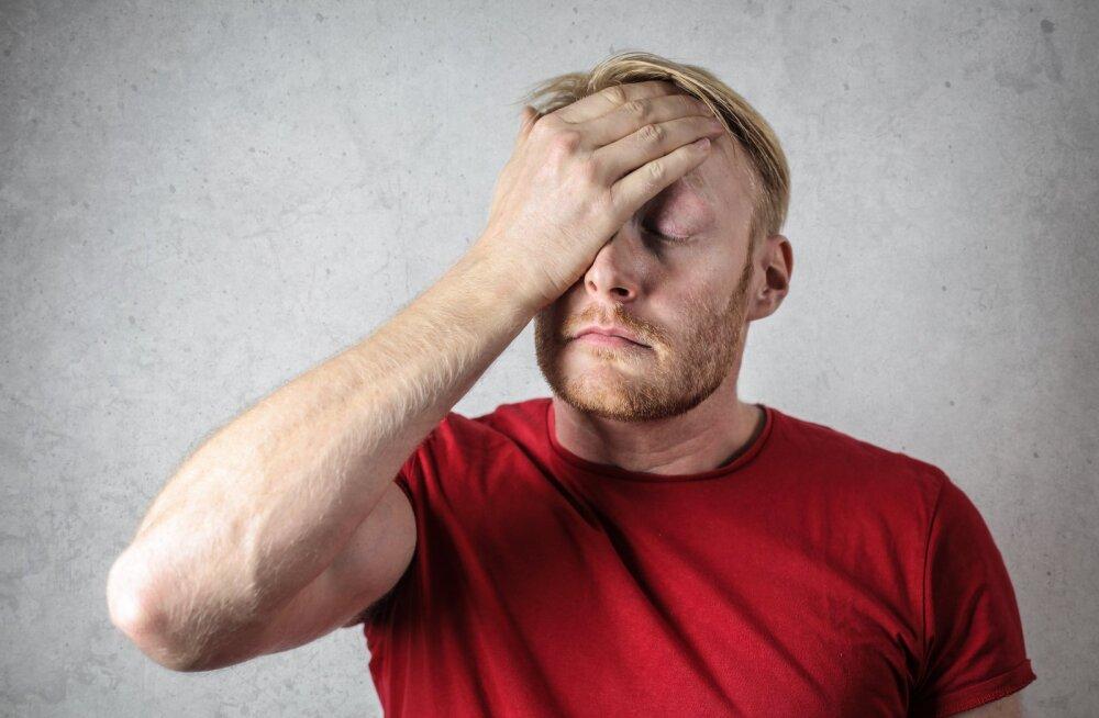 Mees kurvastab: kui on naise kord mind voodis rahuldada, on tal järsku miljon vabandust, et seda mitte teha
