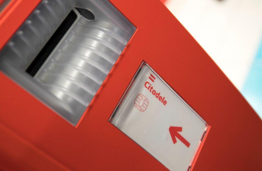 Citadele panga uue kontori avamine
