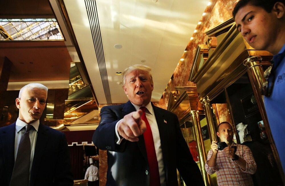 Trump polegi elitarist? Valge Maja kommunikatsioonijuht toob huvitava põhjenduse