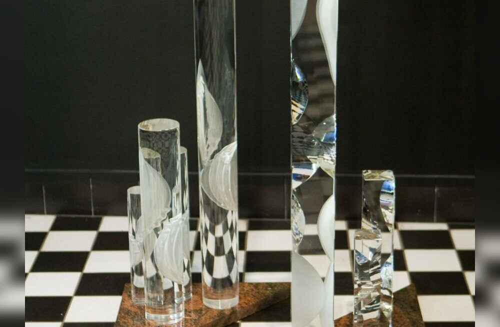 FOTOD: Klaasikunsti tipud näitusel