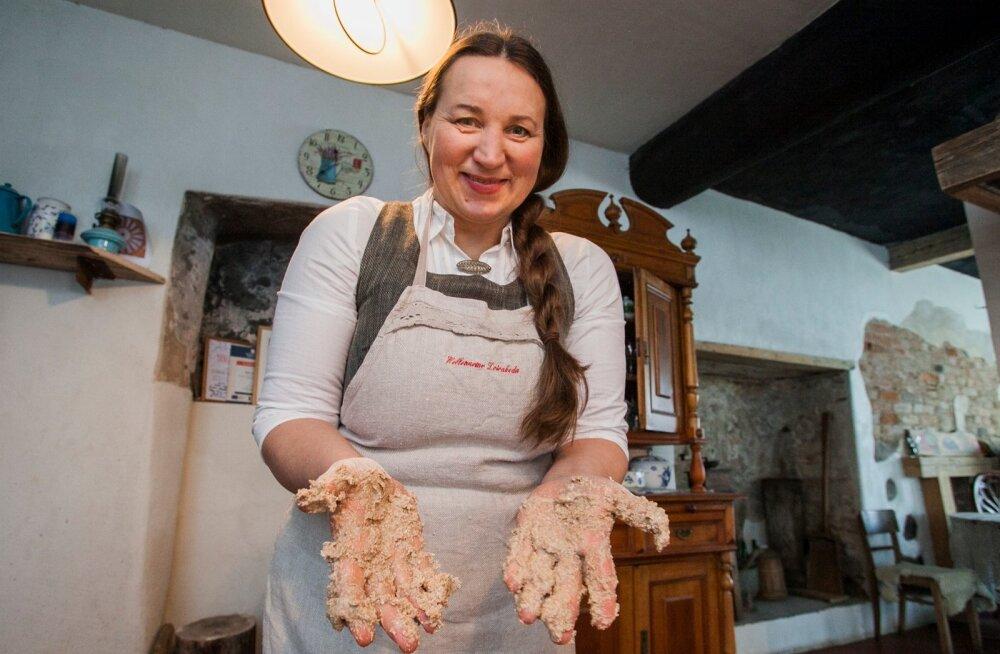 Perenaise kätespaaks on leivategu