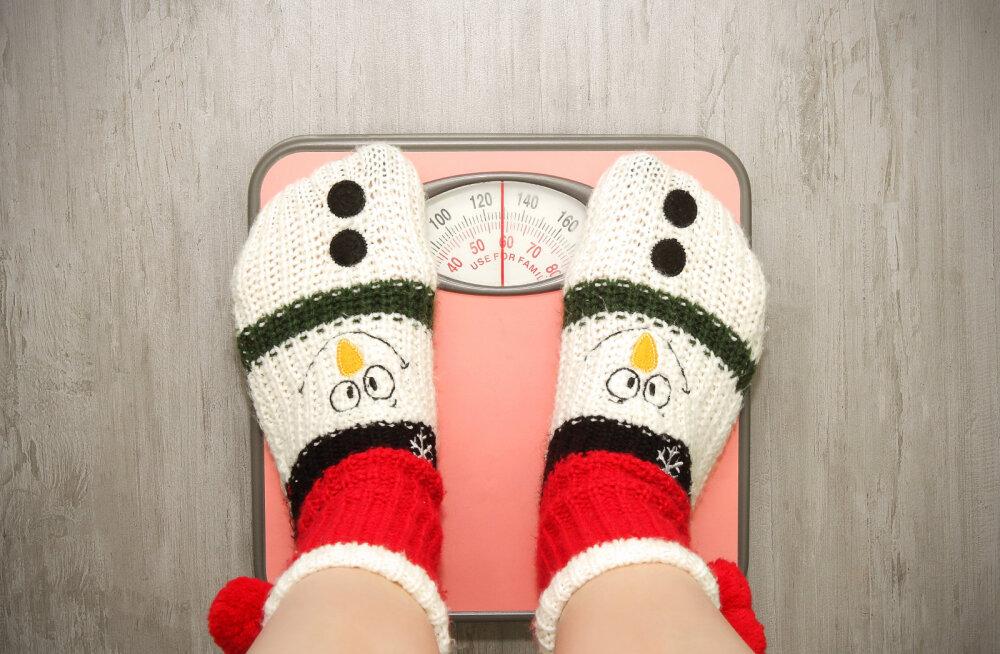 Soovitused, mille abiga lõputuid söögiisusid vaos hoida, nii et jõulurõõmule ruumi jääks