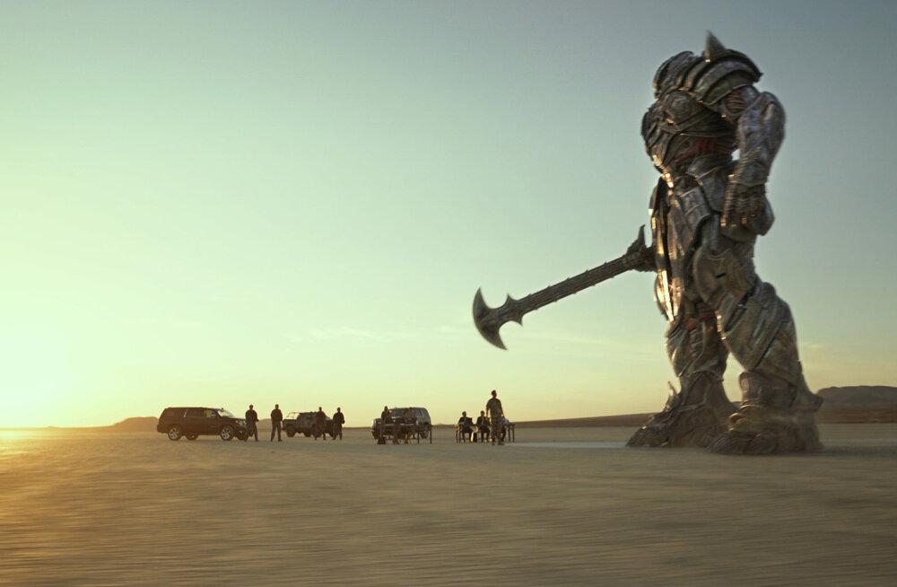 Nädalavahetuse TOP7: autodeks muutuvad robotid lõid käsilased troonilt