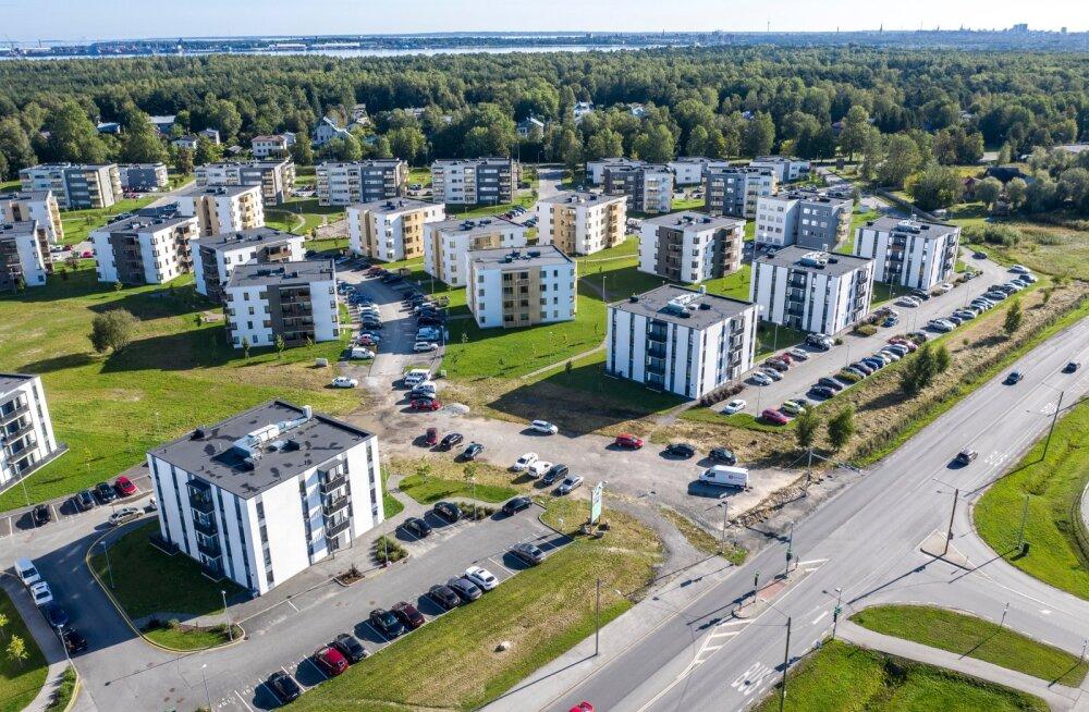 Jaanuaris tehti Tallinna ja Harjumaa uusarenduste turul ajalugu
