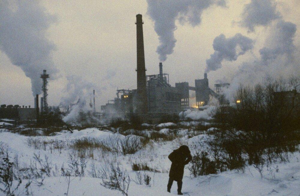 Venemaa keskkonnaminister loetles riigi kõige reostatumad linnad