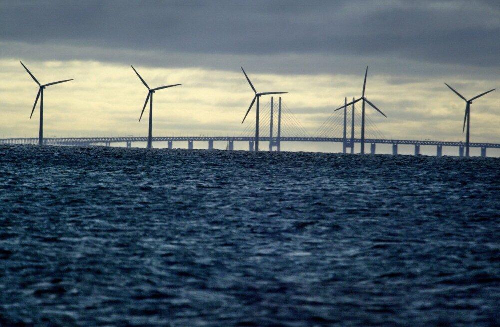 Middelgrundi meretuulepargi tuulikud hakkavad juba jõudma oma eluea lõppu. Peagi vahetatakse nad mõnevõrra võimsamate vastu välja.