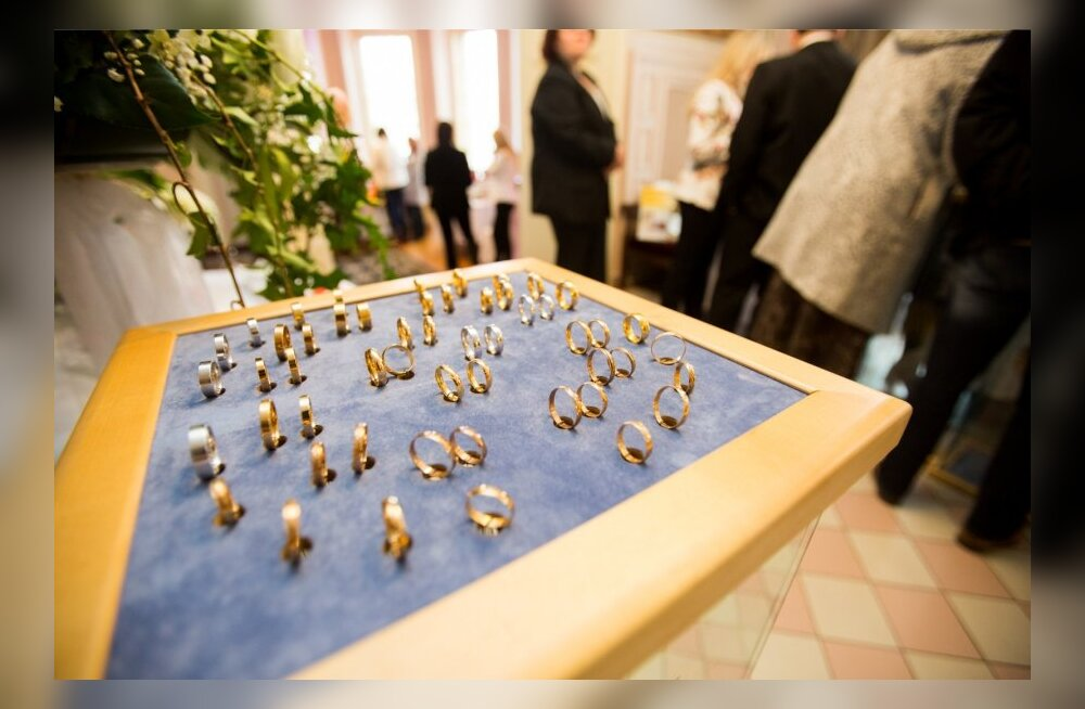 Tallinnas on viimastel aastatel paari pandud armunuid pea 90 riigist