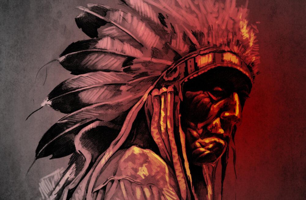 VIDEO: Kümme käsku indiaanlaste Suurelt Vaimult
