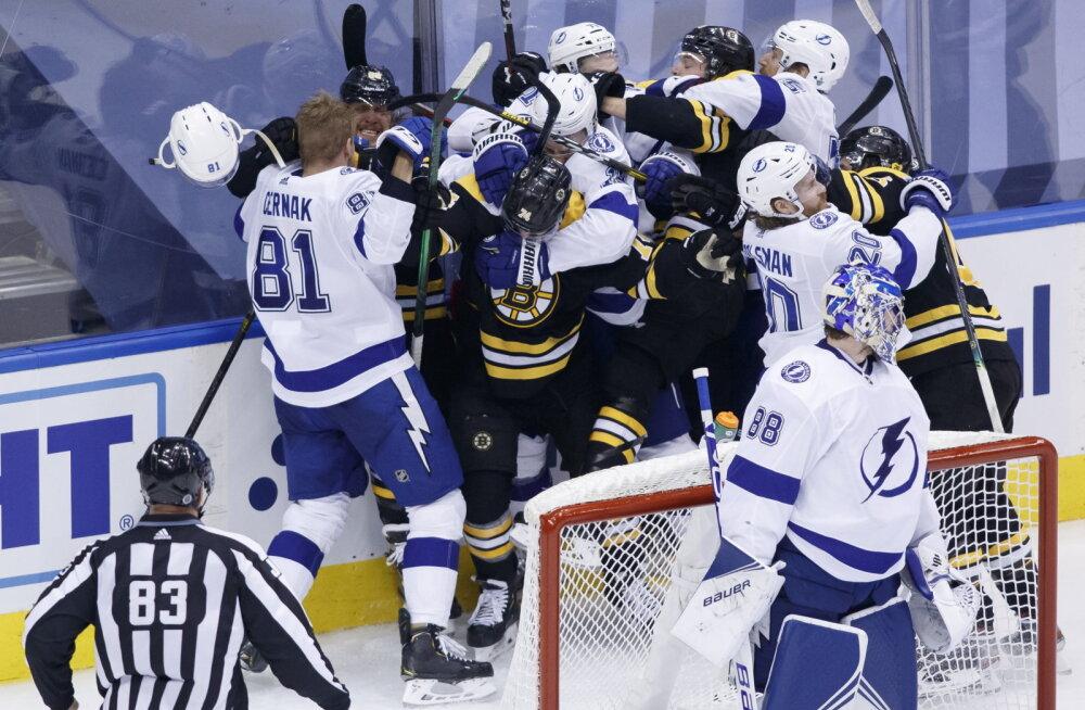 VIDEO | Tampa Bay on kõige lähemal NHL-i konverentsi finaalile