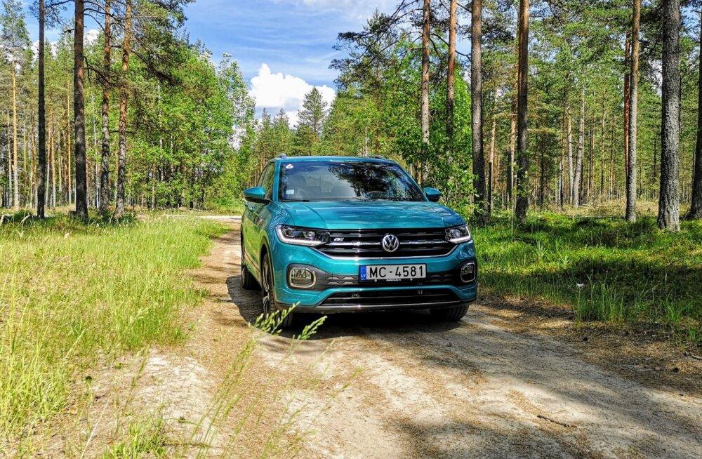 PROOVISÕIT | Volkswagen T-Cross – nooruslikkus traditsioonide kontrolli all