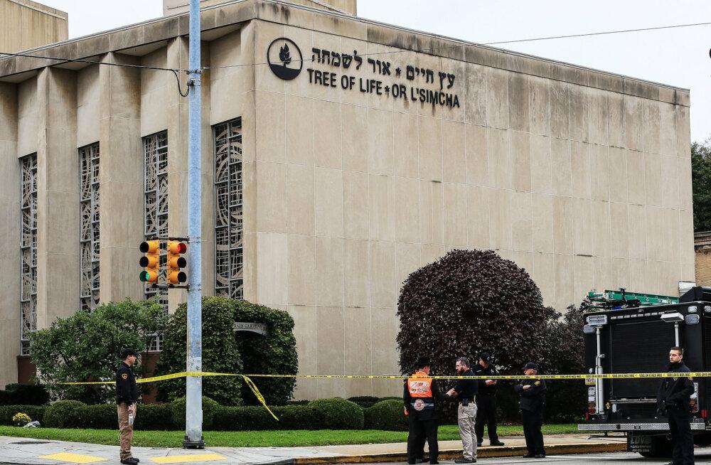 USA sünagoogitapja: antisemiit, kes vihkas Trumpi... sest Trump ei vihka juute