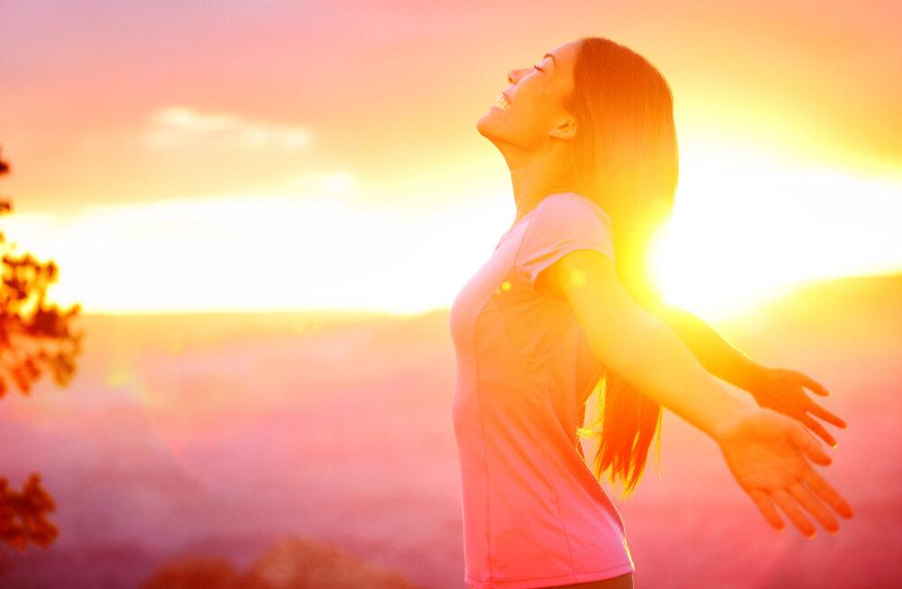 Eluenergia eest hoolitsedes vaata üle oma suhted, elustiil ja töö!