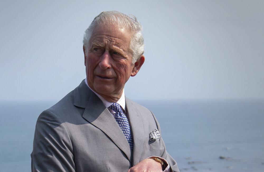 Prints Charles tunnistab, et ta muretseb kliima soojenemise tõttu oma lapselaste tuleviku pärast