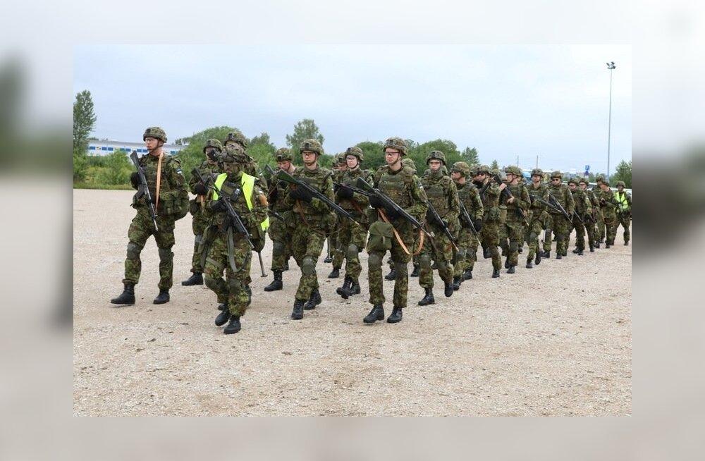 sõjaväeõppus