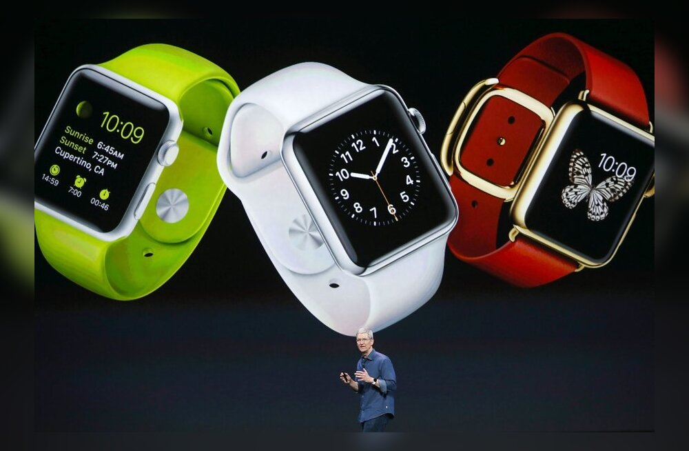 Forte kommentaar: nutikellade põhiprobleemi ei lahenda ka Apple, vähemalt mitte tänavu