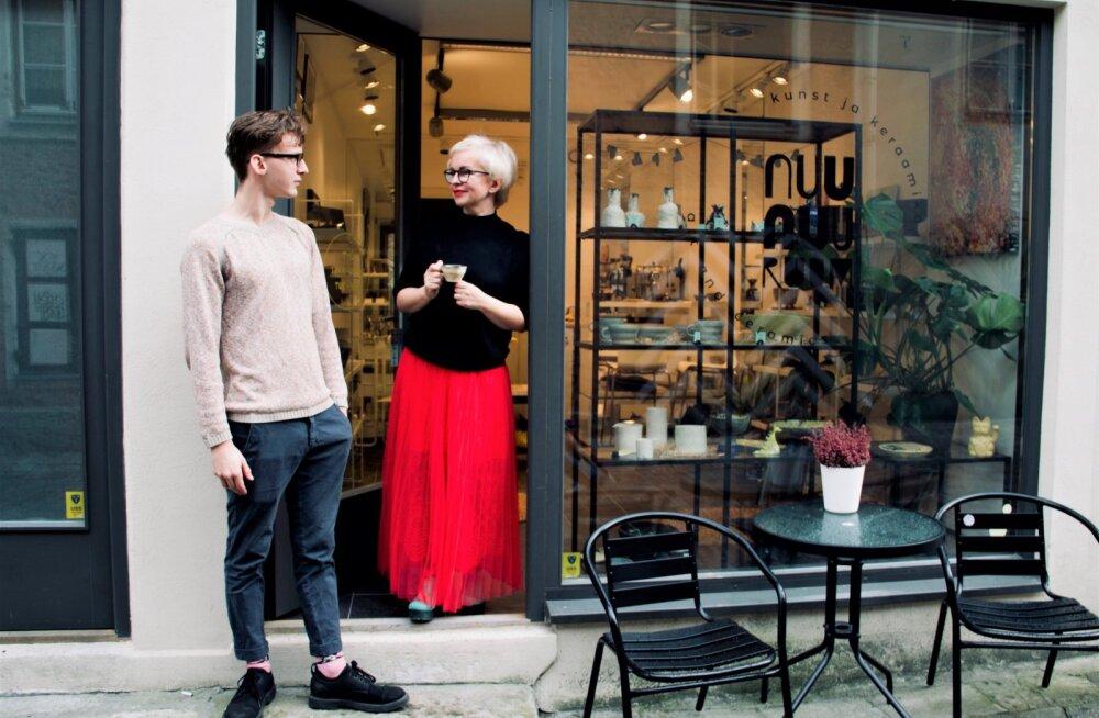 NUU NUU RUUM — открытие самого необычного бутик-кафе в Таллинне!