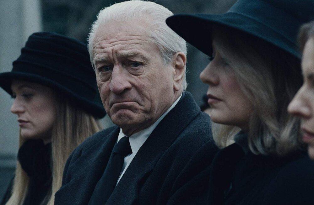 """Nädalavahetuse filmi- ja seriaalisoovitused: Martin Scorsese """"The Irishman"""" ja M. Night Shyamalani õudusseriaal """"Servant"""""""