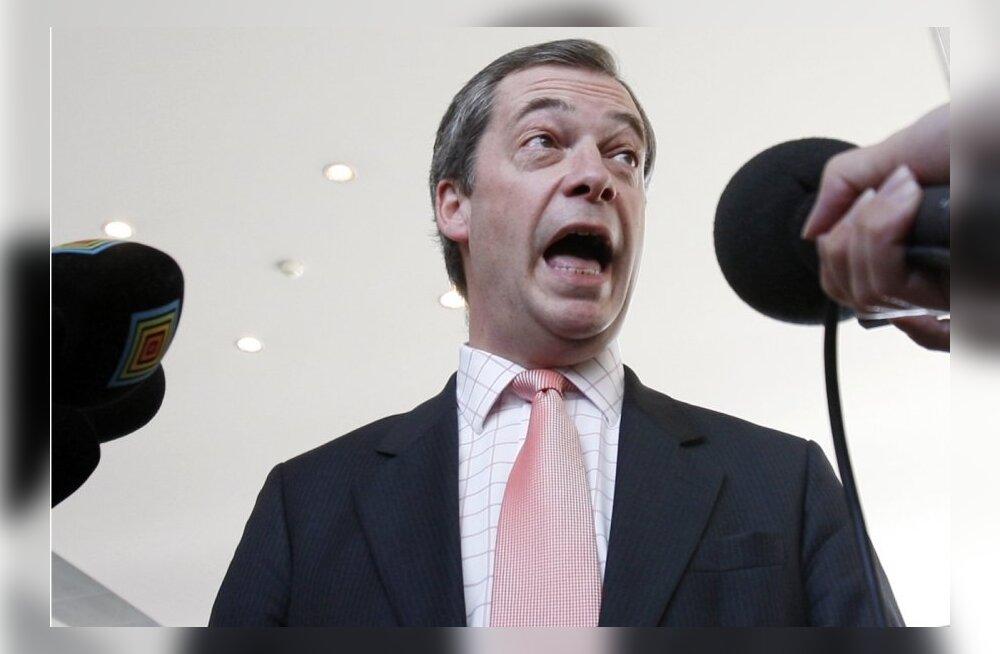 Farage: ESM on Eesti põhiseadusega vastuolus