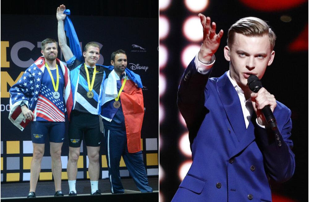 HOMMIKU-UUDISED: õhtul toimub Eurovisooni esimene poolfinaal, Eesti meeskond on kogunud Invictus Gamesil kahe päevaga juba kolm medalit