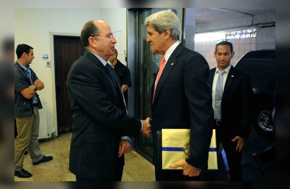 Iisraeli kaitseminister oli sunnitud USA riigisekretäri solvamise pärast vabandama