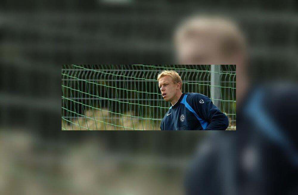 Leping lõpetati - Mart Poom lahkub Watfordist