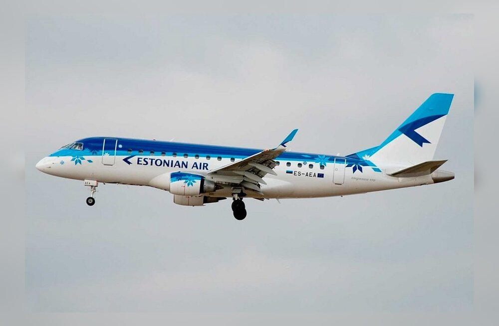 Küsimustele vastab Estonian Air
