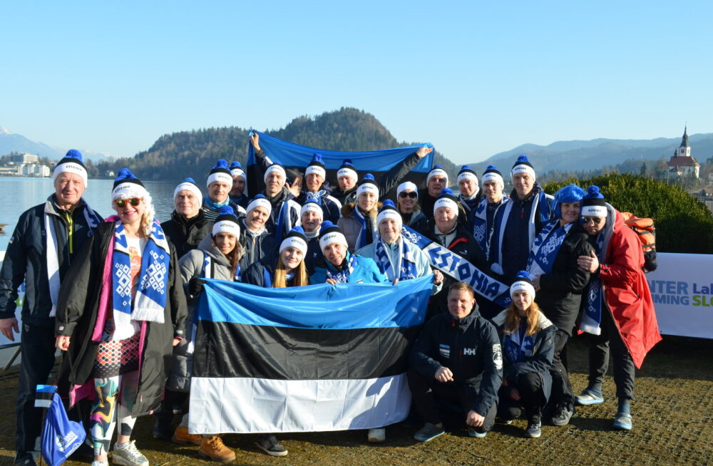 Võimas! Taliujumise MM-ilt toodi Eestisse 100 medalit