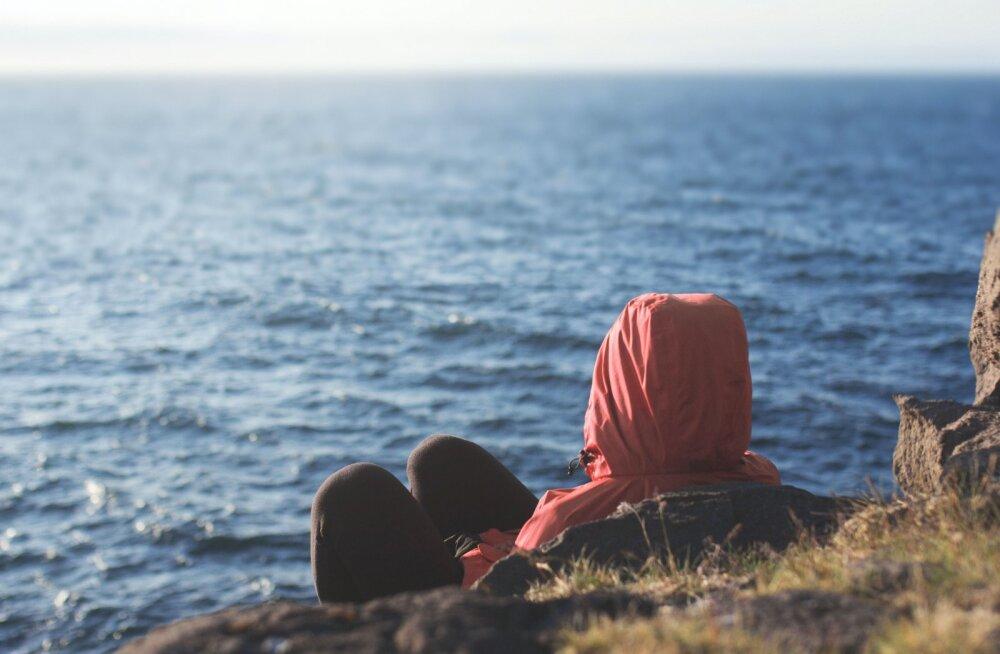 Õnn pole sinu jaoks? Sa ei ole seda väärt? Aga kui kaunis hetk on sülle kukkunud, siis kuidas seda nautida?