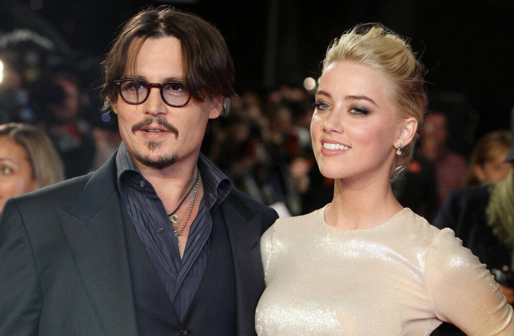 Kohtupaberid paljastavad: Johnny Depp oleks võinud kodutüli tõttu elu kaotada!