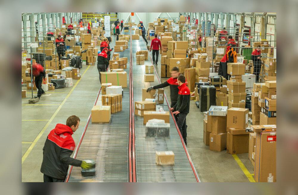 Kuidas tagada, et e-poest tellitud kingid jõuaks jõulueelses pakiummikus kindlasti enne pühi õigeks ajaks kohale jõuaks?
